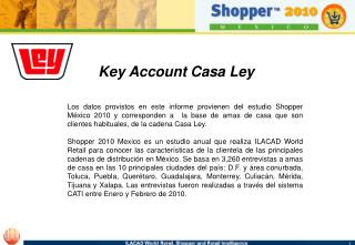 Key Account Casa Ley
