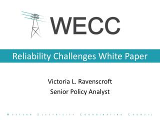 Reliability Challenges White Paper