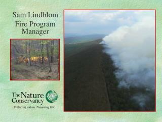 Sam Lindblom Fire Program Manager