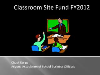Classroom Site Fund FY2012