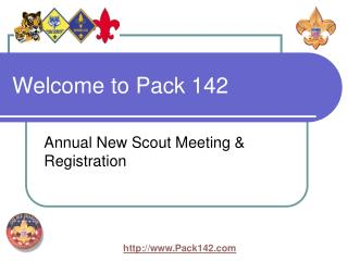 Welcome to Pack 142