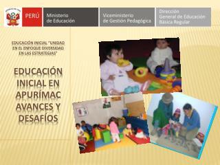 Enfoque  para el Desarrollo humano centrado en el niño como sujeto de derechos