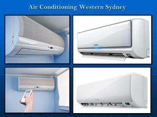Air conditioning western Sydney