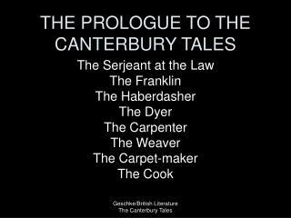 the canterbury tales prologue pdf