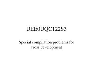 UEE0UQC122S3