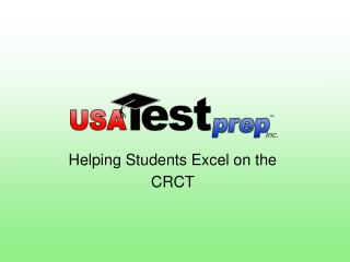 Helping Students Excel on the CRCT