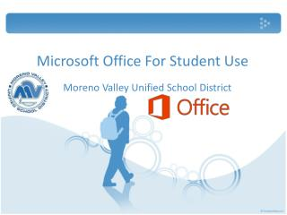 Microsoft Office For  Student  Use