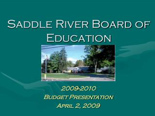 Saddle River Board of Education