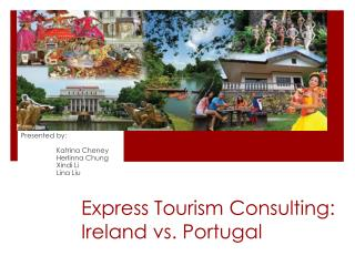Express Tourism Consulting: Ireland vs. Portugal