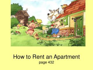 How to Rent an Apartment page 432