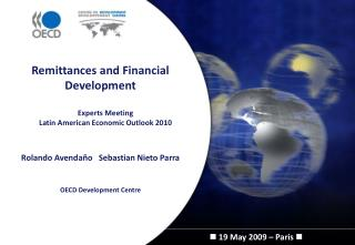 Experts Meeting Latin American Economic Outlook 2010