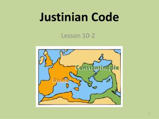 Justinian Code