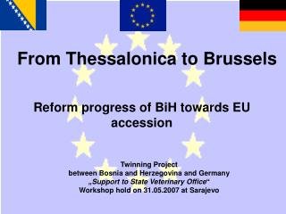 How  to get informations about the EU ?