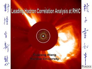 Leading Hadron Correlation Analysis at RHIC