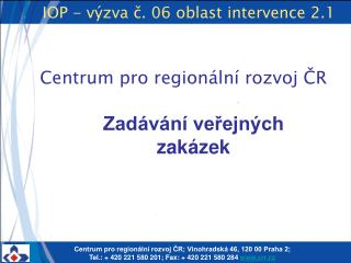 IOP - v�zva ?. 06 oblast intervence 2.1