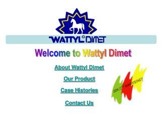 About Wattyl Dimet