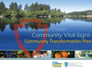 Community Transformation Plan