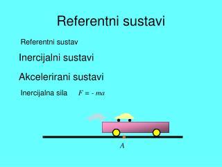 Referentni sustavi