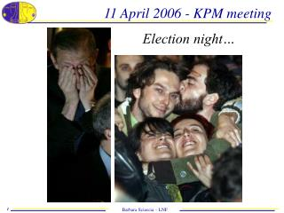 11 April 2006 - KPM meeting