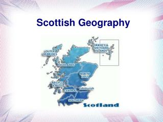 Scottish Geography
