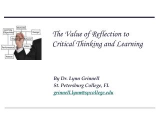 The Value of Reflection to Critical Thinking and Learning