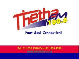 Tel: 011 850 4590 Fax: 011 850 4590 thethafm.co.za