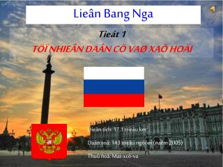 Lieân Bang Nga