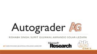 Autograder