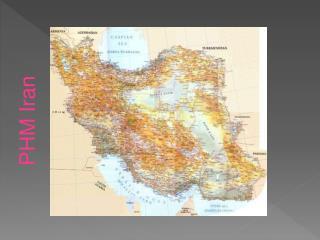 PHM Iran