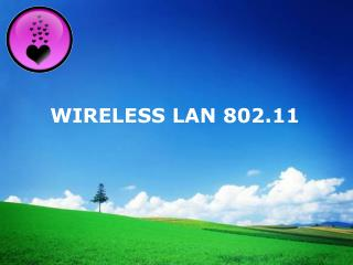 WIRELESS LAN 802.11