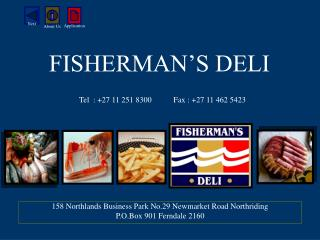 FISHERMAN S DELI