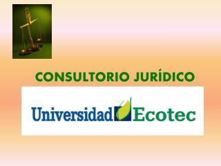 CONSULTORIO JURÍDICO