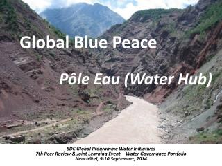 Global Blue  Peace