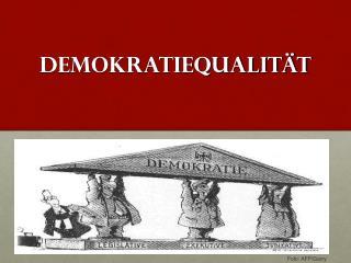 Demokratiequalität