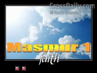 Masmur 1