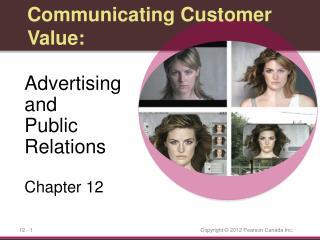 Communicating Customer Value: