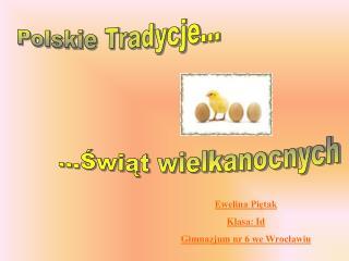 Polskie Tradycje...
