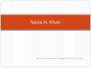 Naiza H. Khan
