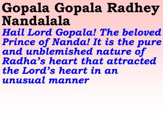 Old 555_new 652 Gopala Gopala Radhey Nandalala Murali Gopala Radhey Nandalala