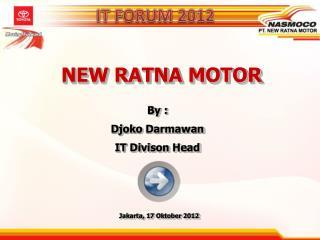 IT FORUM 2012