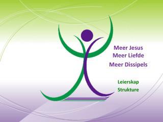 Meer Jesus Meer Liefde Meer Dissipels Leierskap Strukture