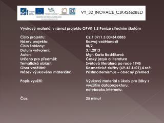 V Y_32_INOVACE_ CJK42660BED