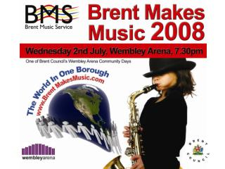 Welcome to Brent Makes Music 2008