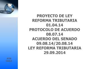 DR. BARROS BORGOÑO 384, PISO 3º PROVIDENCIA – SANTIAGO – CHILE Teléfono: (56 2) 23652934