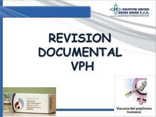 REVISION  DOCUMENTAL  VPH