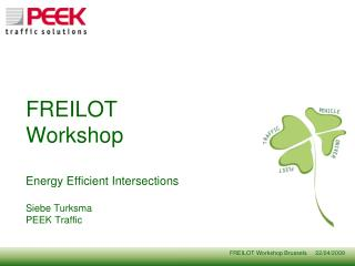 FREILOT Workshop