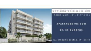 Soneto Meier Residence 2 3 Quartos 21-3117-4955