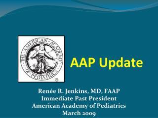 AAP Update