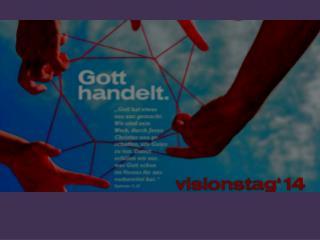 Von Gott geschaffen,  damit wir gut handeln