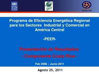 Programa de Eficiencia Energética Regional